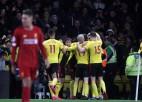 """Vairāki """"Watford"""" spēlētāji seko kapteinim un atsakās no treniņu aizvadīšanas"""