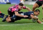 """""""Super Rugby"""" atgriežas ar """"Highlanders"""" dramatisku uzvaru"""