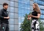 Video: Futbolbumbas: Kā klājas tiesnešiem un Žiga kriosaunā