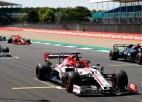 """Hilkenbergs varētu nomainīt Raikonenu """"Alfa Romeo"""" komandā"""