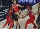 Dalasa vai Vašingtona – kura komanda pagarinās WNBA sezonu?