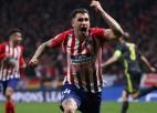 """Mančestras """"City"""" gatava piedāvāt vairāk nekā 90 miljonus eiro par """"Atletico"""" aizsargu"""