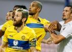 """""""Riga"""" pāridarītāja """"Maccabi"""" pārvar trešo kārtu, serbi un horvāti negaidīti izkrīt"""