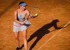 Ostapenko Strasbūrā vienspēļu turnīra sākums pret amerikānieti Deivisu