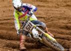 """Saldus motokrosā """"MX Pro"""" klasē uzvar Kalējs"""
