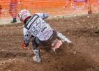 Macuks kļūst par Latvijas čempionu motokrosā