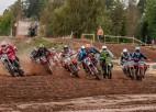 Stendes motokrosā kronēti Latvijas čempioni