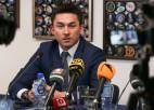 """Viss turpinās: Minskas """"Dinamo"""" Rīgā vairākas pozitīvas Covid-19 analīzes"""