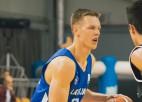 """Kārlis Žunda: """"Basketbols palīdzēja apmaksāt studijas Latvijas Universitātē"""""""