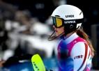 Dženifera Ģērmane uzvar sacensībās Austrijā un sasniedz karjeras rekordu