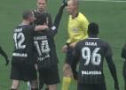 """Video: """"Valmiera"""" savā laukumā izcīna uzvaru un bronzas godalgas"""