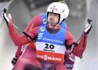 Kamaniņu sporta pasaules čempionāta stafetē Latvija izcīna bronzu