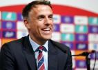Nevils pamet Anglijas sieviešu izlasi un, visticamāk, kļūs par MLS kluba Maiami ''Inter'' stūrmani