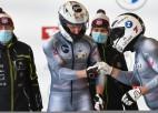 Skeletonisti un bobslejisti Īglsā liks punktu Pasaules kausa sezonai