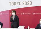 Pēc seksisma skandāla par Tokijas OS prezidenti kļuvusi sieviete