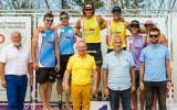 Foto: (papildināts) Samoilovs/Šmēdiņš - zelts Ventspilī, Graudiņa/Kravčenoka - bronza Ukrainā, Ozoliņa/Lece - zelts Rīgā