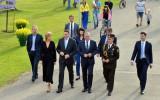 """Foto: Latvijas izlase ceturto reizi pēc kārtas triumfē """"Valsts prezidenta balvā"""""""