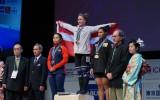 Foto: Koha - junioru pasaules čempione