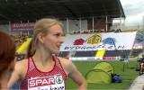 Foto: Latiševa-Čudare kļūst par U23 Eiropas 400m līderi