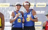 Foto: Samoilovs un Šmēdiņš iegūst Portugāles zeltu