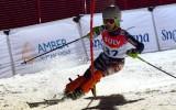 Foto: Latvijas kauss un FIS sacensības kalnu slēpošanā Siguldā
