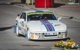 """Foto: Arī vēsturisko auto kategorijā """"Rally Talsi"""" uzvar lietuvieši ar BMW"""