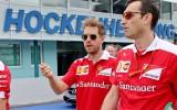 Foto: F1 pasaules čempionāts turpinās Vācijā