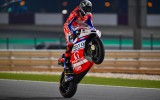 "Foto: Lorenso ar ""Ducati"", Vinjaless ar ""Yamaha"" - startē MotoGP sezona"