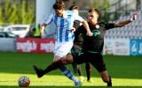 Foto: Torress 88.minūtē izrauj ''Liepājai'' uzvaru pār ''Riga FC''