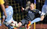 Foto: FK ''Ventspils'' zaudē ''Malmo'' un izstājas no Eirokausiem