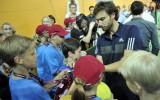 Foto: Gulbis un Lībietis uzvar dubultspēlē