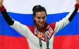 """Isinbajeva: """"Izpildām vienus kritērijus, WADA atsūta jaunus - skriešana slēgtā aplī"""""""