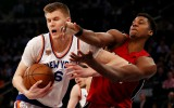 Porziņģis iztēlojas NBA titulu, apbrīno Makgregoru, grib palikt Ņujorkā visu karjeru