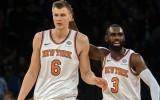 """Analītiķis: """"Porziņģa ietekmē """"Knicks"""" vērtība šogad varētu pieaugt par 400 miljoniem"""""""