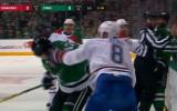 Video: Brāļi satiekas NHL laukumā un sarīko nekārtības