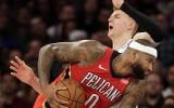 """Dīvāna eksperts: """"Knicks"""" neieinteresēta uzvarēt. Porziņģim jāprasa maiņa?"""