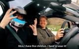 Video: Rosbergs satiek Hakinenu un izvizinās Monako trasē