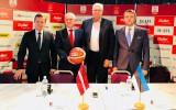 Latvija un Igaunija cer uz ilgu sadarbību basketbola līgas projektā
