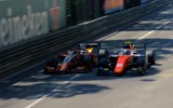 """Video: Desmit labākās apdzīšanas aizvadītajā """"Formula 2"""" sezonā"""