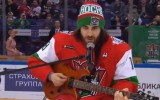 Video: Metjū Majone - meistars ne tikai ar hokeja nūju un ripu...
