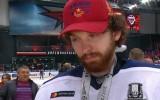 KHL čempioniem pasniedz medaļas ar pagājušās sezonas lentām