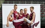 Līgo vakarā un Jāņu rītā Porziņģim cīņa par FIBA desmitgades finālu