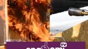 Video: Ķīpsalā demolē, dedzina un slīcina, lai noskaidrotu labākos