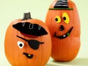 Foto: Helovīnu ķirbji, ķirbīši...24 dažādi foto