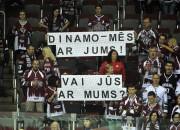 """Vidējais apmeklējums Eiropas hokejā: """"Dinamo"""" kritiens par 20 vietām"""