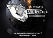 """Jau astoto reizi Valkā notiks florbola turnīrs """"BorderCup 2015"""""""