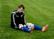 Par pirmās līgas jūnija labāko futbolistu atzīts 16 gadus vecais Skutelis