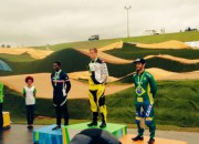 Treimanis izcīna uzvaru Riodeženeiro Olimpisko spēļu trases testa sacensībās