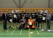 RTU trešo reizi pēc kārtas triumfē Latvijas Universiādes florbola turnīrā
