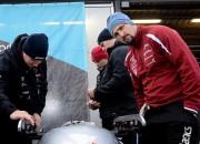 Melbārdim/Dreiškenam treniņos divas otrās vietas divnieku konkurencē
